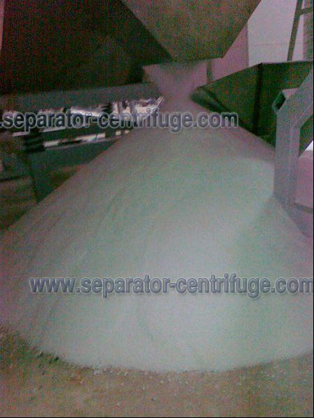 Pusher Salt Centrifuge