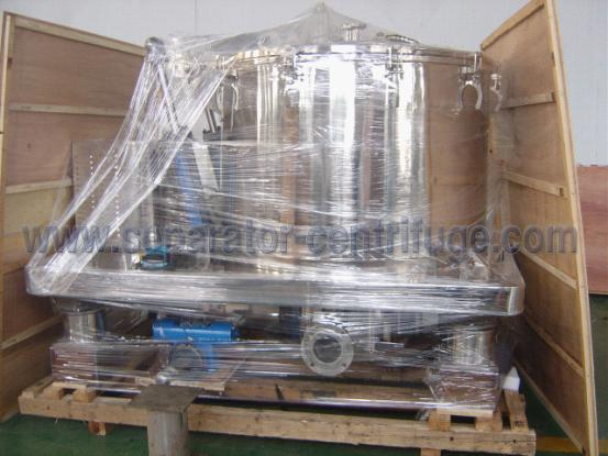 Pharmaceutical Centrifuge Filtering Equipment