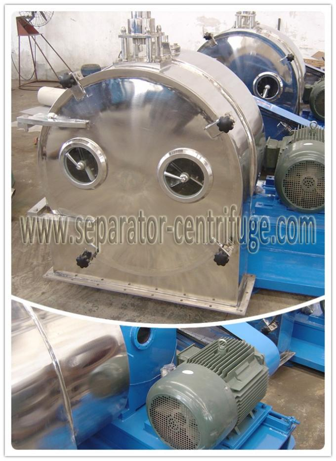 Automatic Separation Chemical Centrifuge/ / Single Stage Pusher Centrifuge For Blue Copperas Dehydration
