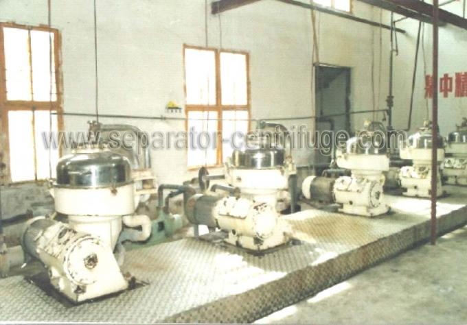 Automatic 2 Phase Starch Separator with Disc Bowl for Protein and Waste Water Separation
