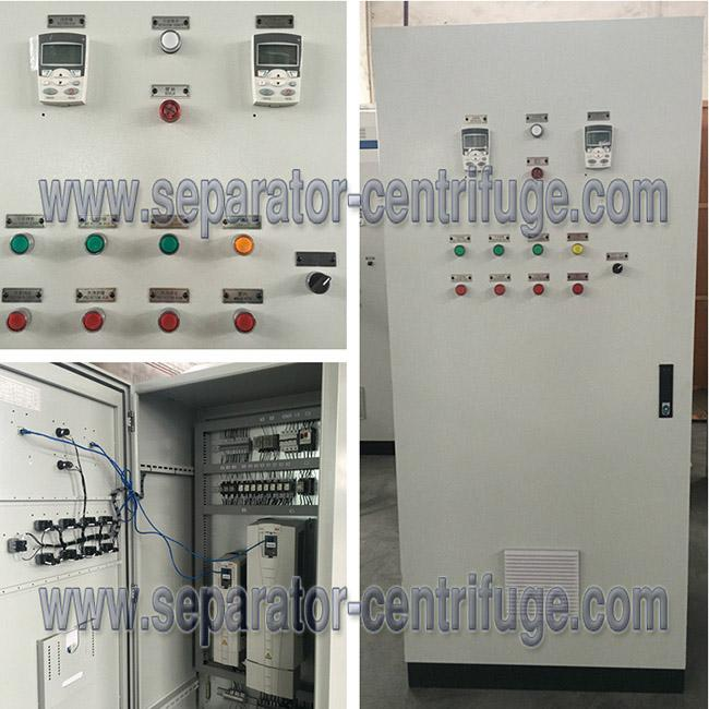 Convenient Operate Large Capacity 3 Phase Centrifuge Made in China