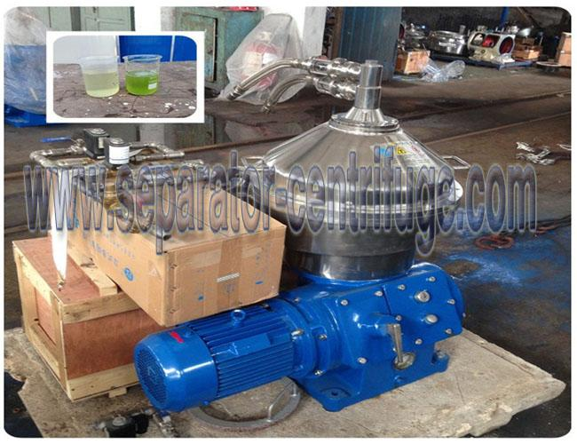 20000 L / H High Speed Disc Stack Centrifuges Milk Disc Separator with PLC Controller