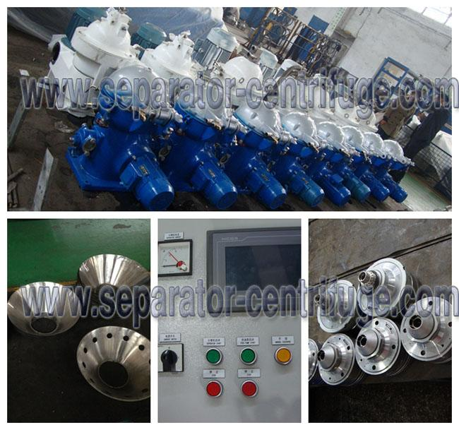 Professional Fuel Oil Separator Centrifuge Machine Used In Ship