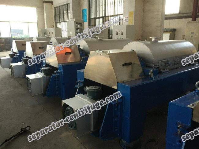 Model PDC Chemical Separator - Centrifuge Titanium Centrifuge for Carbonate