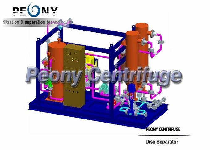 Heavy Fuel Oil Handling System