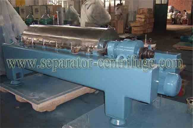Decanter Separator - Centrifuge For Sewage Treatment