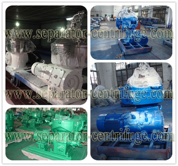 PDSD Series Disc Centrifugal Separator Mineral Oil Centrifuge