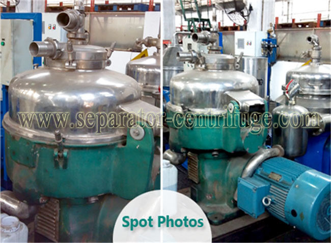 High Speed PDSS Starch Separator Corn Disc Separators for Starch and Gluten