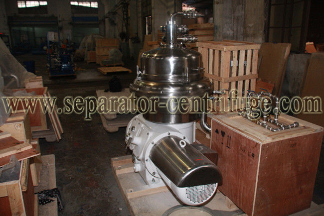 PDSM - DN Coconut Water Disc Separator - Centrifuge Three Phase For Purifying Milk