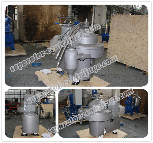 Module Type Large Capacity Fuel Oil Handling System For Oil Industry